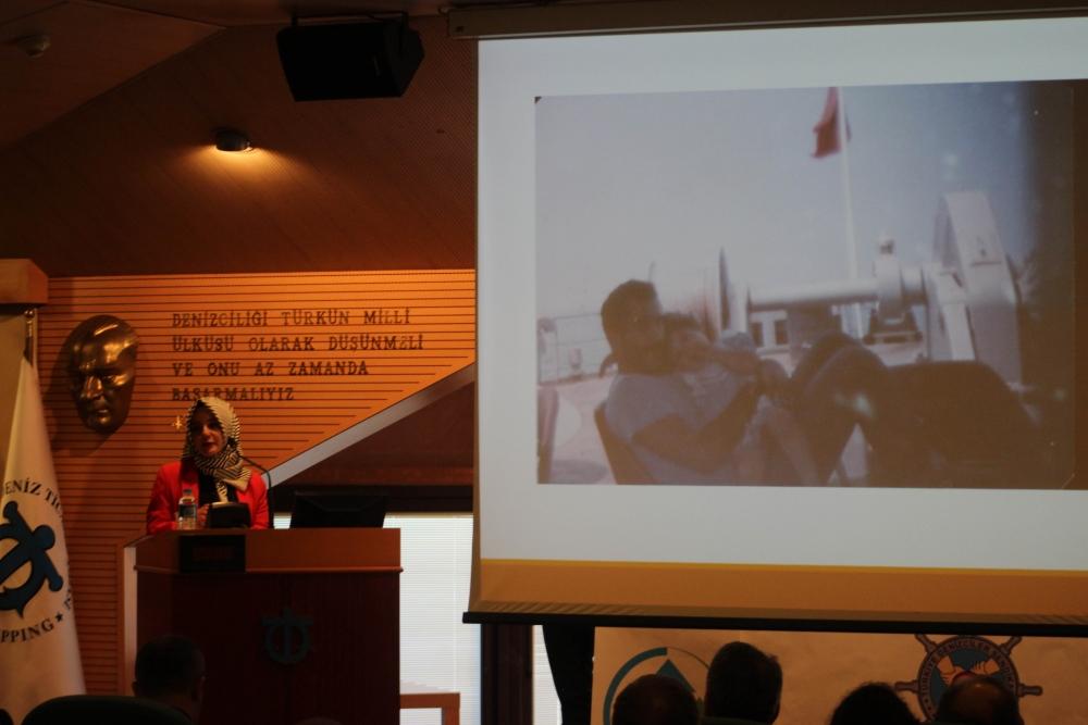 Denizciler ve Ailelerine Psikososyal Destek Projesi Tanıtımı 1