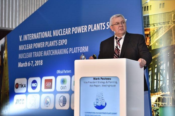 5. Uluslararası Nükleer Santraller Zirvesi 1