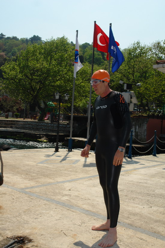 62 Yaşında Boğazı yüzerek geçti 6