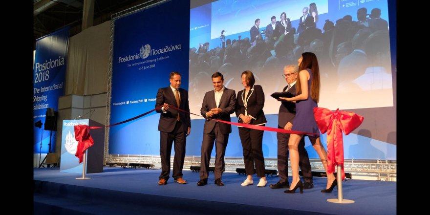 Posidonia 2018 Uluslararası Denizcilik Fuarı