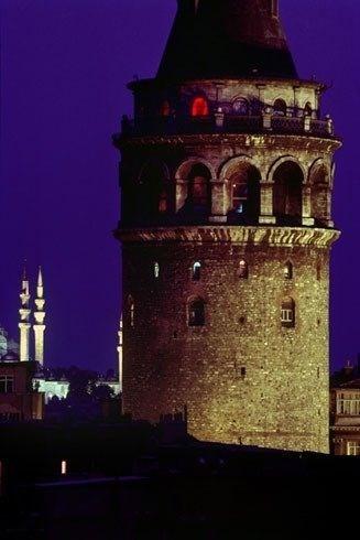 Ara Güler'in objektifinden İstanbul 1