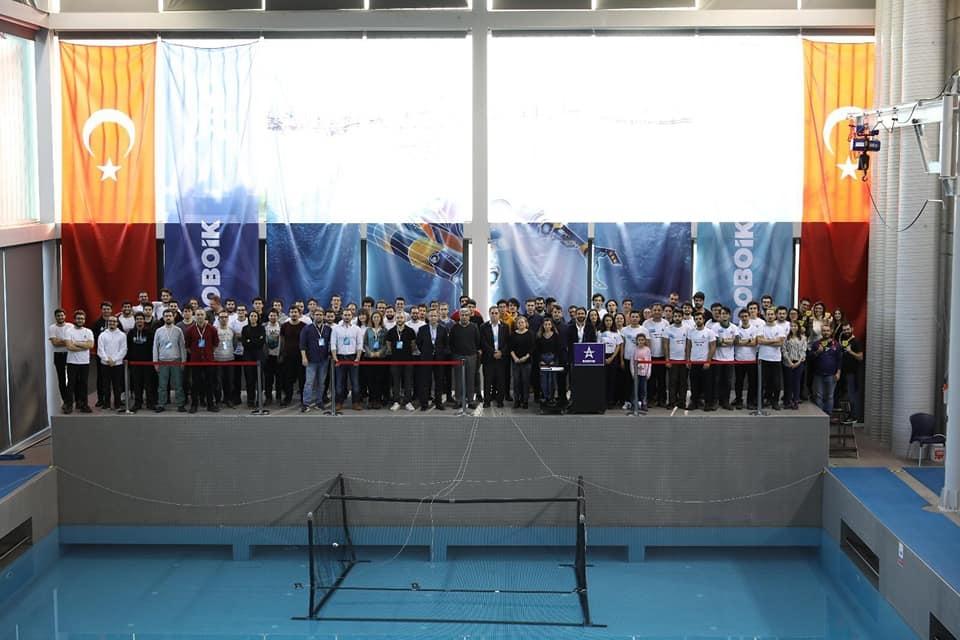 Roboik 2018 Su Altı Araçları Prototip Yarışması 1