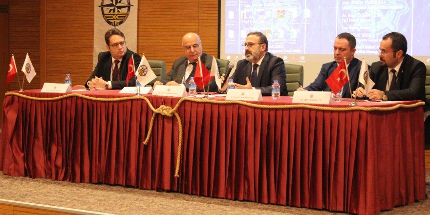 ''Denizcilikte Dijitalleşme'' Paneli Düzenlendi