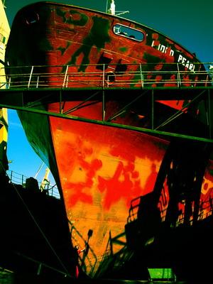 Allı pullu gemiler 14