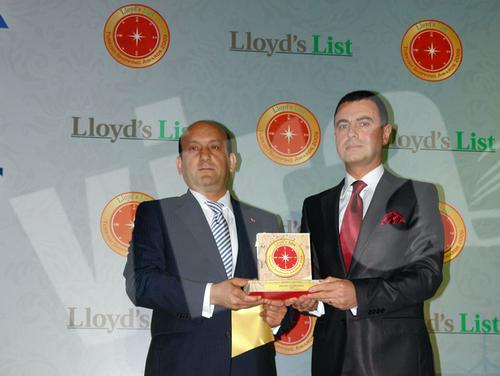 Lloyd's List Ödül Töreni'nden kareler 15