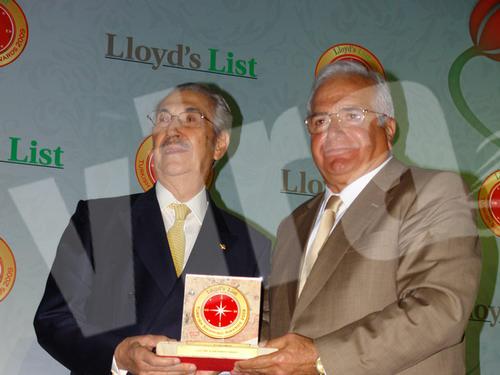 Lloyd's List Ödül Töreni'nden kareler 17