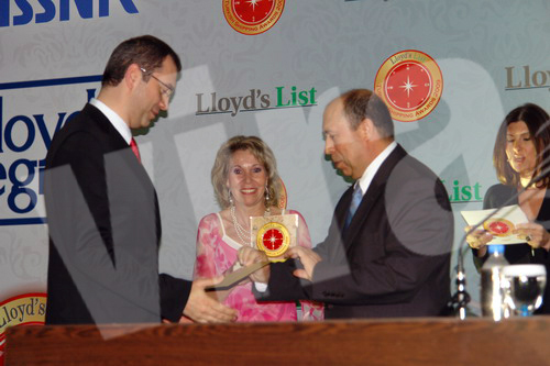 Lloyd's List Ödül Töreni'nden kareler 6