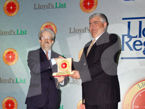 Lloyd's List Ödül Töreni'nden kareler 9