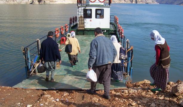 Anadolu denizine kavuştu 3
