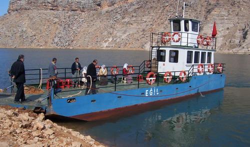 Anadolu denizine kavuştu 4