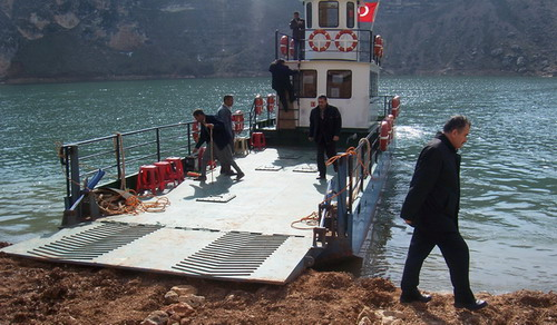 Anadolu denizine kavuştu 5