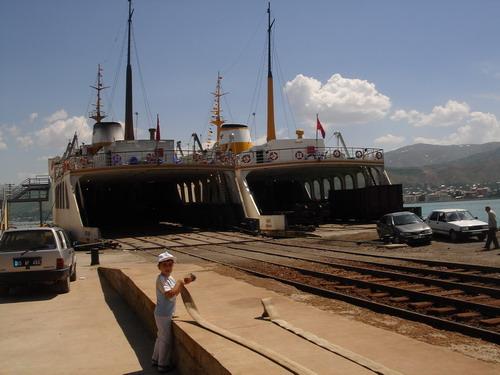 Anadolu denizine kavuştu 9