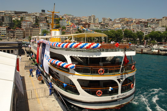 İstanbul'a iki vapur daha 20