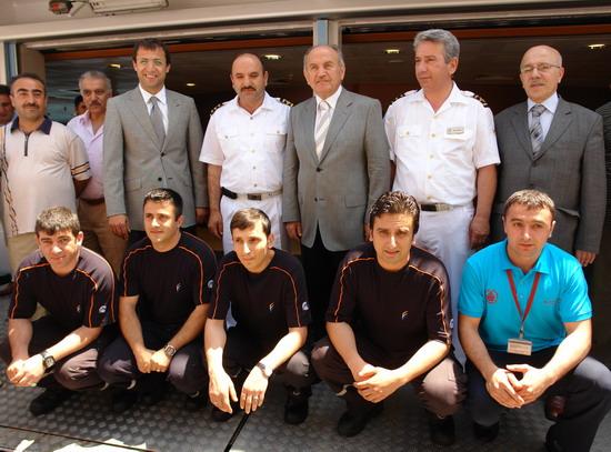 İstanbul'a iki vapur daha 26