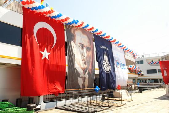 İstanbul'a iki vapur daha 3