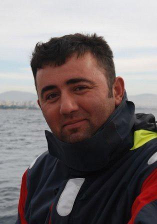 Denizde kaybolan kaptanın fotoğrafları 11