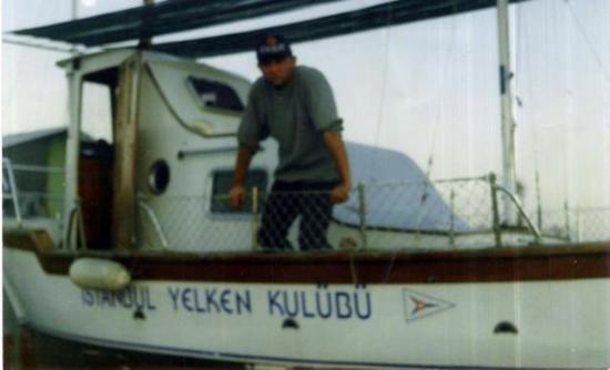 Denizde kaybolan kaptanın fotoğrafları 3