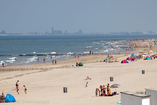 Yaz geldi, plajlar şenlenmeye başladı 10