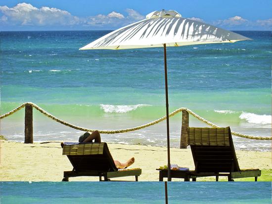 Yaz geldi, plajlar şenlenmeye başladı 28