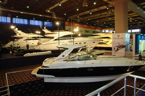 Boat Show kapılarını açtı 10