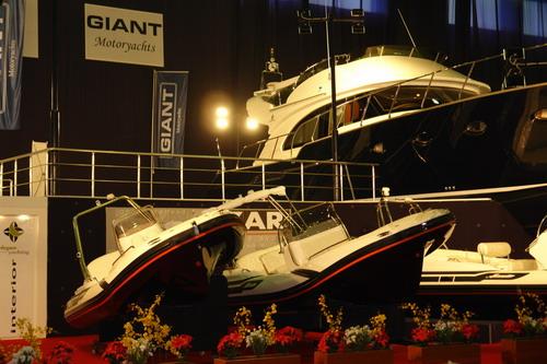 Boat Show kapılarını açtı 14
