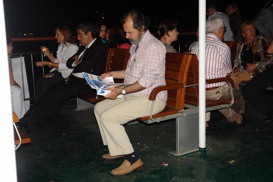 Boğaz'da Vira keyfi 30