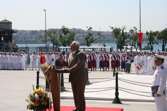 Denizcilik ve Kabotaj Bayramı(Beşiktaş ve DTO) 13