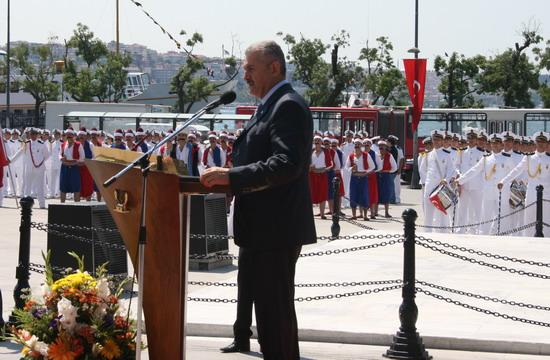 Denizcilik ve Kabotaj Bayramı(Beşiktaş ve DTO) 14
