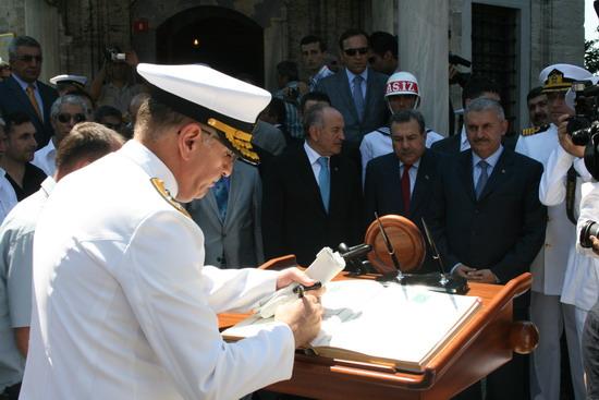 Denizcilik ve Kabotaj Bayramı(Beşiktaş ve DTO) 15