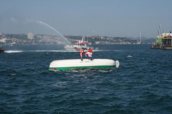 Denizcilik ve Kabotaj Bayramı(Kıyı Emniyeti ve İTÜ törenleri) 30