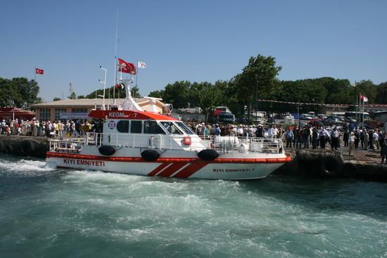Denizcilik ve Kabotaj Bayramı(Kıyı Emniyeti ve İTÜ törenleri) 34