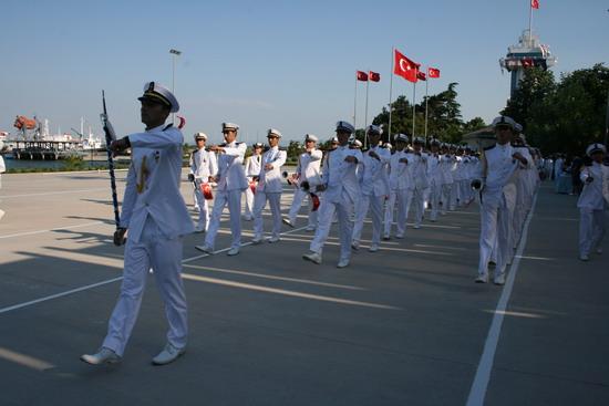 Denizcilik ve Kabotaj Bayramı(Kıyı Emniyeti ve İTÜ törenleri) 39