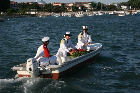 Denizcilik ve Kabotaj Bayramı(Kıyı Emniyeti ve İTÜ törenleri) 44