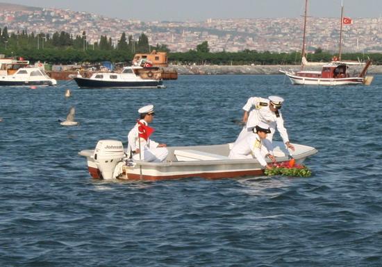 Denizcilik ve Kabotaj Bayramı(Kıyı Emniyeti ve İTÜ törenleri) 45