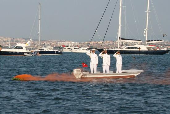 Denizcilik ve Kabotaj Bayramı(Kıyı Emniyeti ve İTÜ törenleri) 46