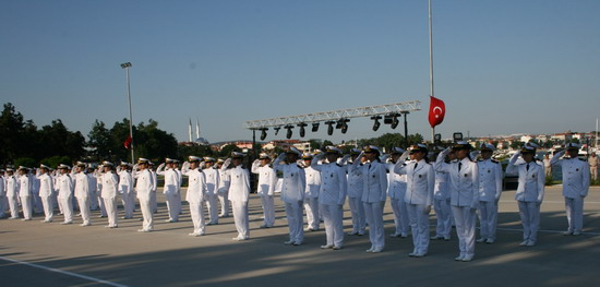 Denizcilik ve Kabotaj Bayramı(Kıyı Emniyeti ve İTÜ törenleri) 47
