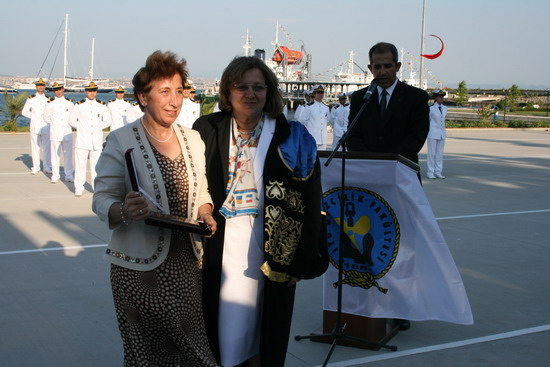 Denizcilik ve Kabotaj Bayramı(Kıyı Emniyeti ve İTÜ törenleri) 52