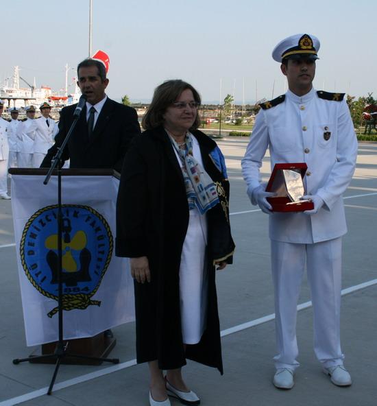 Denizcilik ve Kabotaj Bayramı(Kıyı Emniyeti ve İTÜ törenleri) 55
