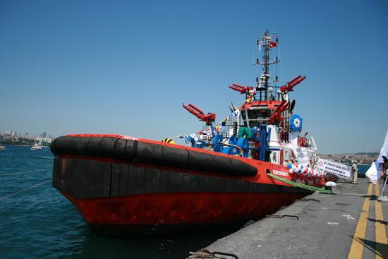 Denizcilik ve Kabotaj Bayramı(Kıyı Emniyeti ve İTÜ törenleri) 6