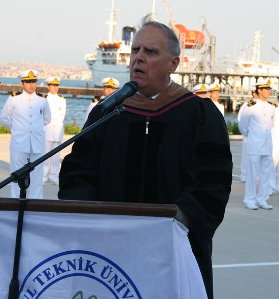 Denizcilik ve Kabotaj Bayramı(Kıyı Emniyeti ve İTÜ törenleri) 63