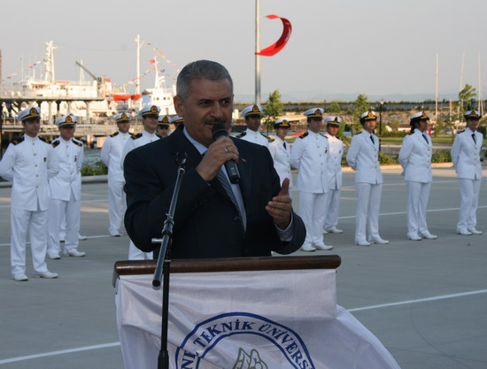Denizcilik ve Kabotaj Bayramı(Kıyı Emniyeti ve İTÜ törenleri) 65