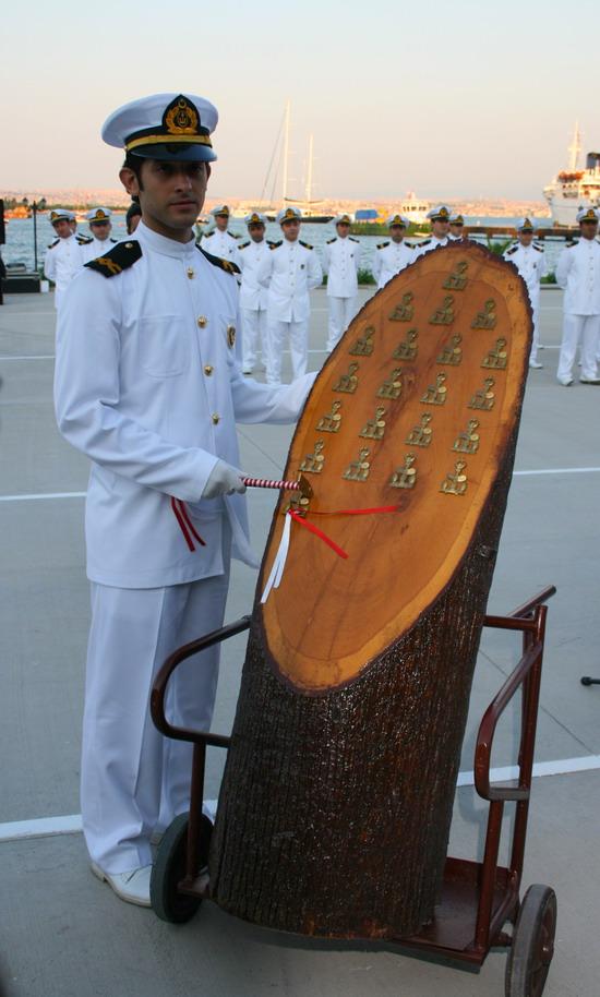 Denizcilik ve Kabotaj Bayramı(Kıyı Emniyeti ve İTÜ törenleri) 77