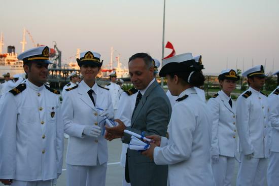 Denizcilik ve Kabotaj Bayramı(Kıyı Emniyeti ve İTÜ törenleri) 78