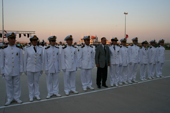 Denizcilik ve Kabotaj Bayramı(Kıyı Emniyeti ve İTÜ törenleri) 79