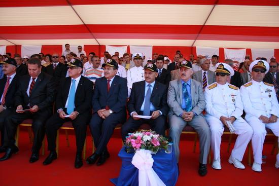 Denizcilik ve Kabotaj Bayramı(Kıyı Emniyeti ve İTÜ törenleri) 8