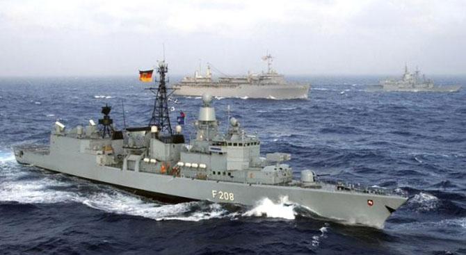 Ege'de Türkiye-NATO ihtilafı