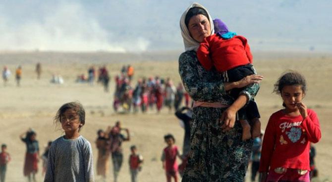 BM: Mülteci sayısı rekor seviyeye çıktı