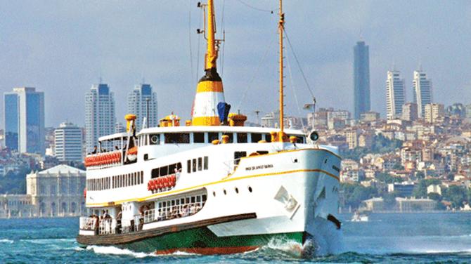 Marmaray, Şehir Hatları'nı olumsuz etkiledi