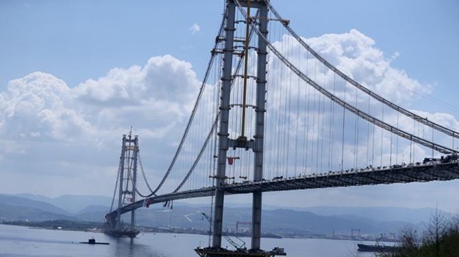 Osmangazi Köprüsü geçiş ücretinde indirim