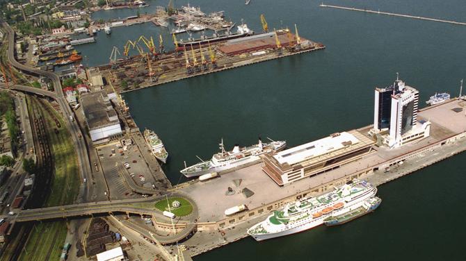 Ukrayna'da limanlar için Deniz İdaresi birimi kuracak